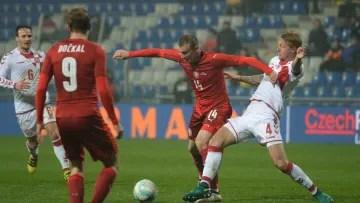 Czech Republic vs Denmark, 2016