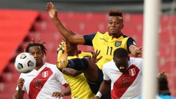 Ecuador v Peru - FIFA World Cup 2022 Qatar Qualifier - Ecuador and Peru will meet for the Copa América.