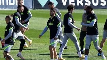 Atlético de Madrid preseason