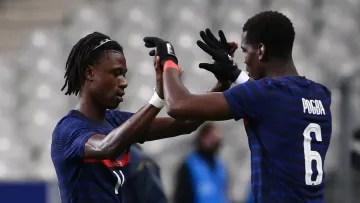 Real Madrid could unite Pogba and Camavinga