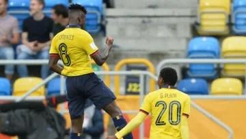 According to Ecuadorian media, the player will join the Águilas del América