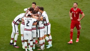 Portugal faces Germany