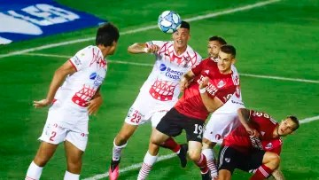 Huracan v River Plate - Diego Maradona Cup - River and Huracán will meet again.