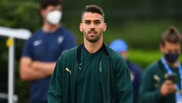 Spinazzola has written to his teammates ahead of the final