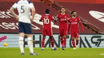 Buzëqeshja me firmën e Firmino ishte në shfaqje pasi shënoi fituesin në ndeshjen e fundit të Liverpool.