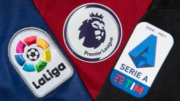 La Liga in Spain, the Premier League in England and Serie A in Italy are part of the best leagues in the world.