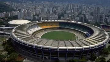 Maracana Stadium GV
