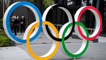 The 2020 Olympic Games are taking place in Tokyo a year later than planned
