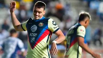 Pachuca v America - Playoffs Tournament Guard1anes 2021 Liga MX