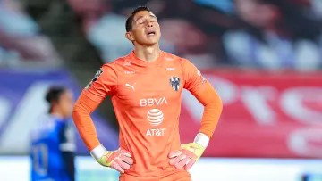 Hugo González has his imminent departure from Rayados