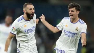 El Real Madrid está en excelente forma