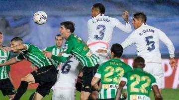 Real Madrid v Real Betis Sevilla La Liga Santand 8ee2b79034695a94f522b075b8d38c02