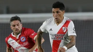 River Plate v Argentinos Juniors - Professional League Cup 2021