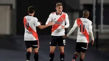 River Plate v Fluminense - CONMEBOL Libertadores Cup