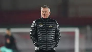 Chris Wilder left Sheffield United by mutual consent