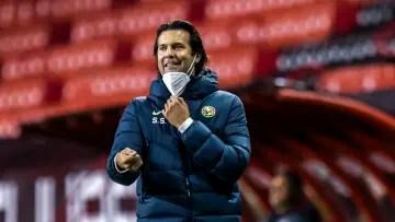 Santiago Solari knows the responsibility of training the azulcrema team
