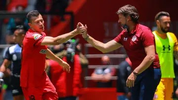 Toluca got off to a great start in the 2021 Apertura of the MX League, as it adds nine points in three games played.