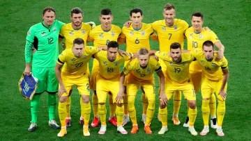 Ukraine before Nations League action