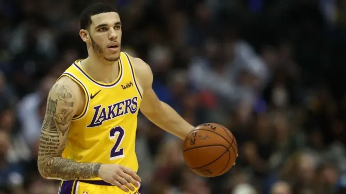 Lakers Lights Out