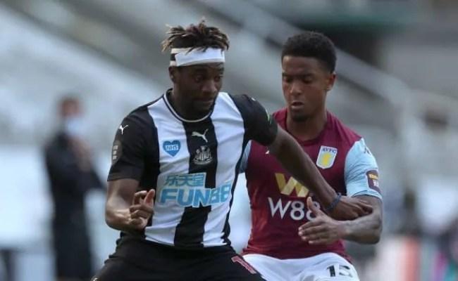 Newcastle 1 1 Aston Villa Report Ratings Reaction As