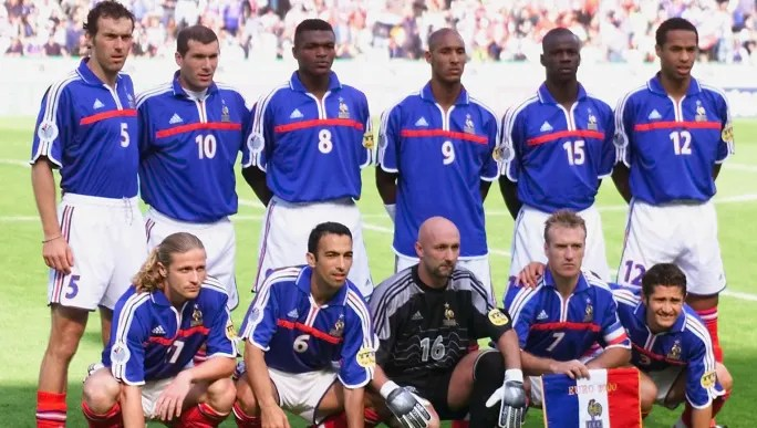 France have announced their squad numbers for euro 2020: Iconique 7 French Players To Have Consistently Donned The Same Shirt Number For The National Team 90min