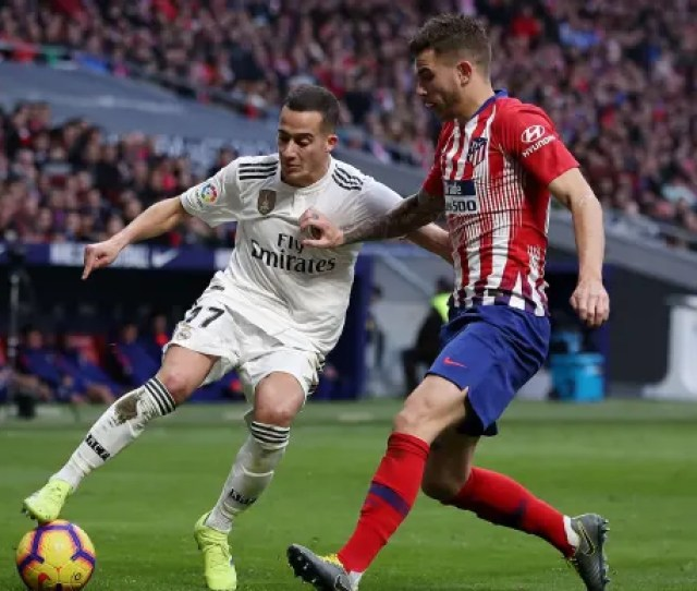 Real Madrid Vs Atletico Madrid International Champions Cup Odds