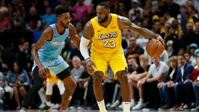 Los Angeles Lakers Vs Atlanta Hawks En24 News
