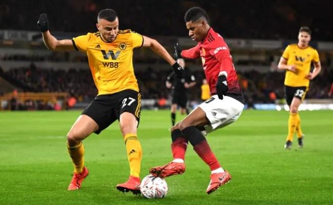 Manchester United Vs Wolves Premier League Live Stream