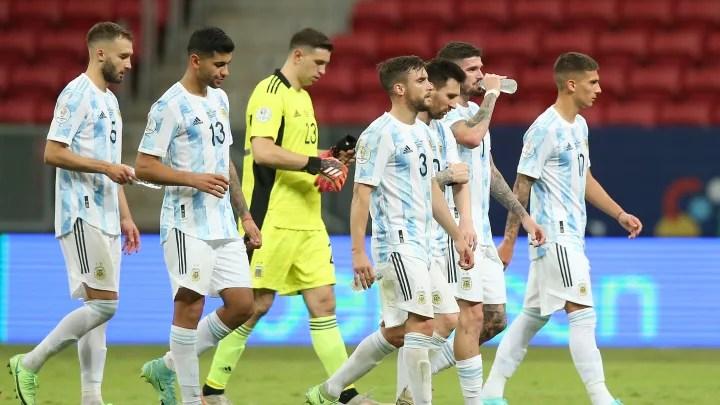 Argentina Team News Copa copa america argentina team news
