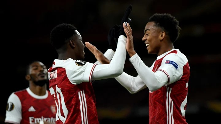 Player Ratings as Gunners Ease to Europa League Victory