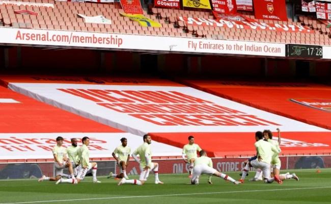 Arsenal Launch Stylish Adidas Pre Match Range For 2020 21