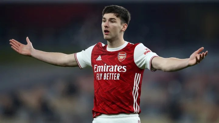 Why Kieran Tierney will miss Crystal Palace clash