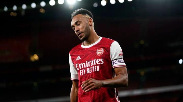 Pierre-Emerick Aubameyang Admits He Considered Leaving Arsenal