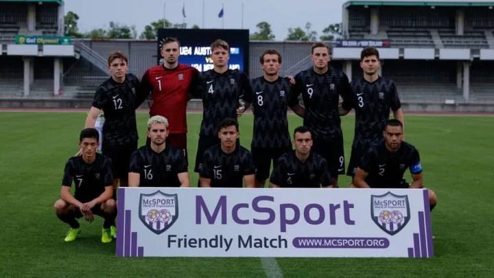 Australia v New Zealand - U-24 International Friendly