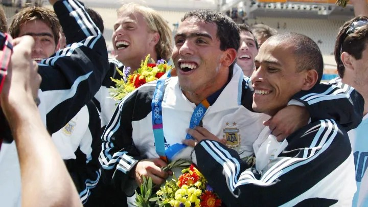CORRECTION Argentine's national football