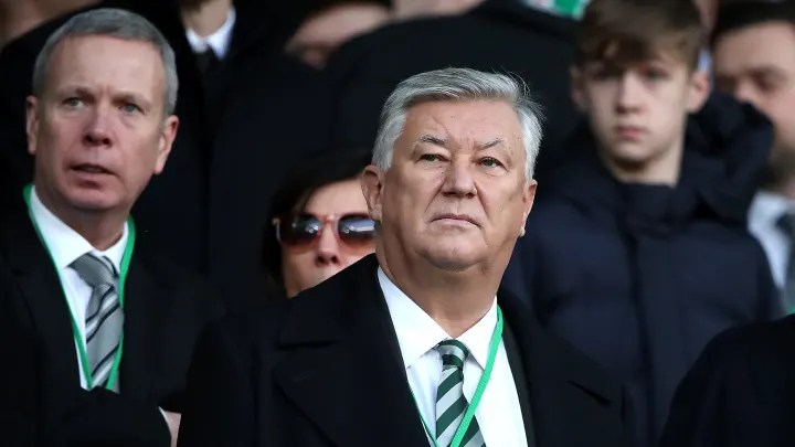 Peter Lawwell to step down as Celtic CEO after 18 years