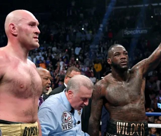 Deontay Wilder Vs Tyson Fury  Odds Fight Info Stream Undercard