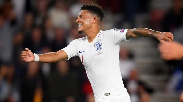 Sancho joined United earlier this summer