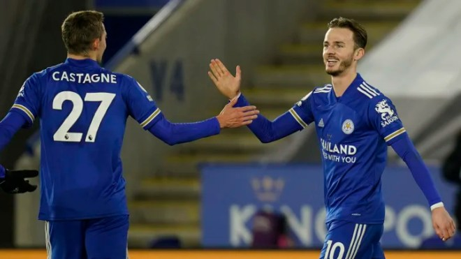 Twitter reacts as Leicester go top of Premier League & heap pressure on Frank Lampard