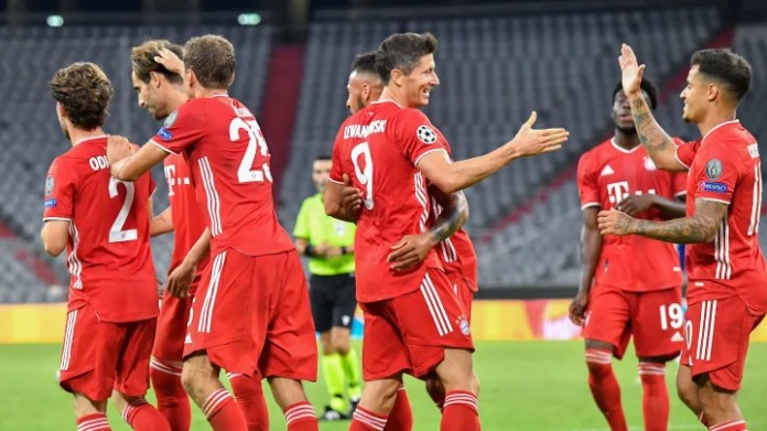 Bayern's Muscle Flex Against Chelsea Was Impressive