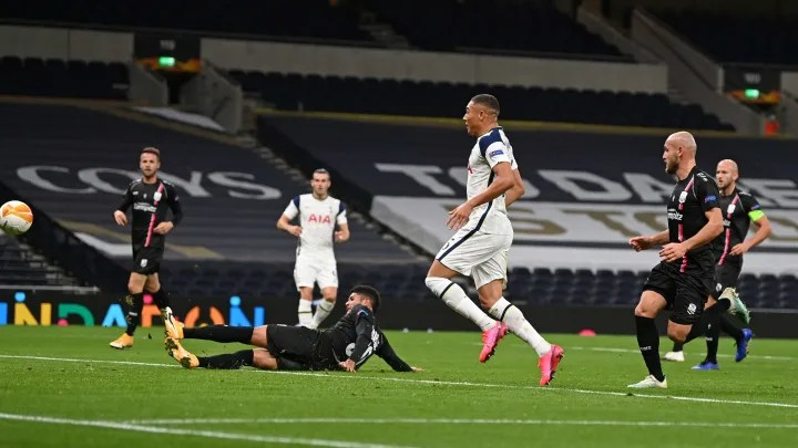 Player Ratings as Spurs Make Winning Start in Europa League