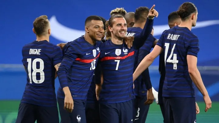 Player count, avg age, avg ht, avg wt. France Euro 2020 Preview Key Players Strengths Weaknesses Expectations