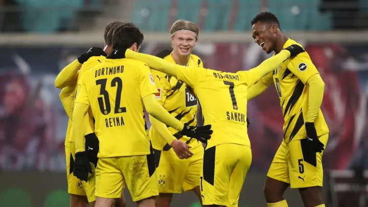 Erling Haaland destroys RB Leipzig as Dortmund begin to dream of title challenge