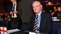 Greg Clarke Resigns as FIFA Vice President