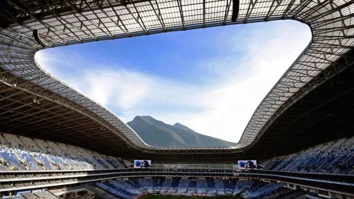 BBVA del Monterrey stadium