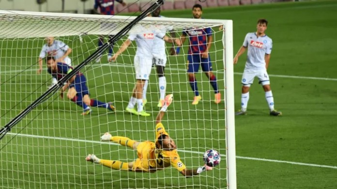 David Ospina, Lionel Messi