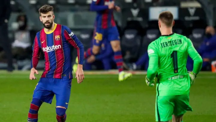 FC Barcelona v Sevilla Spanish Copa del Rey 7936b7b85ec149fda9f7e961e3373d92