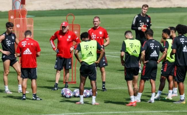 Fc Bayern Marseille Infos Und übertragung Zum