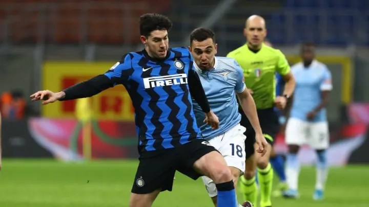 Alessandro Bastoni has been solid for Inter this season