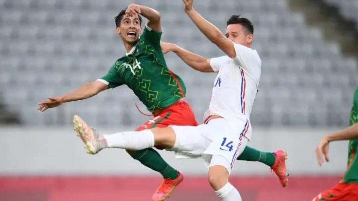 FOOTBALL-OLY-2020-2021-TOKYO-MEX-FRA